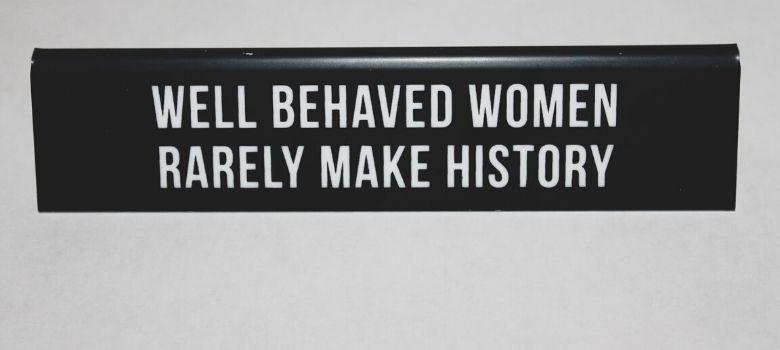 Frauen*, macht Politik!